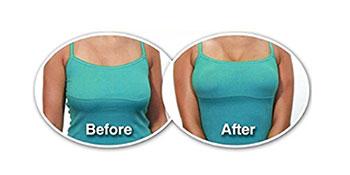 Strapless Backless pushup bra