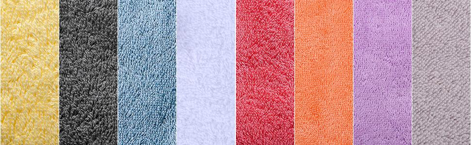 gery towel
