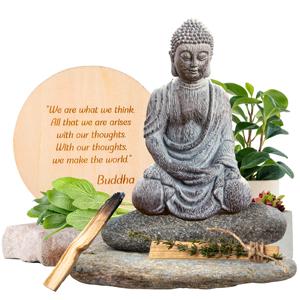 buddha decor statue