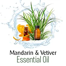 Mandarin & Vetiver essential oil