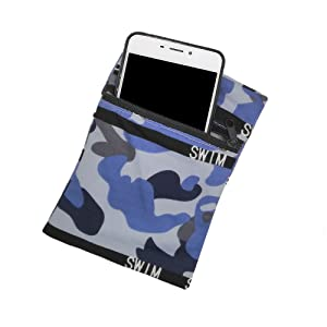 fopor Phone keys cards Armband Sleeve Wristband Pocket