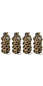 Leopard Pepper Spray