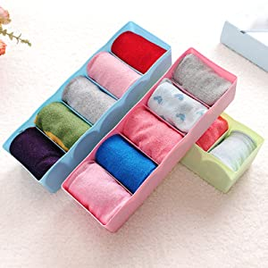 baby garments clothes partition box
