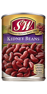 kidney beans canned can cans bulk