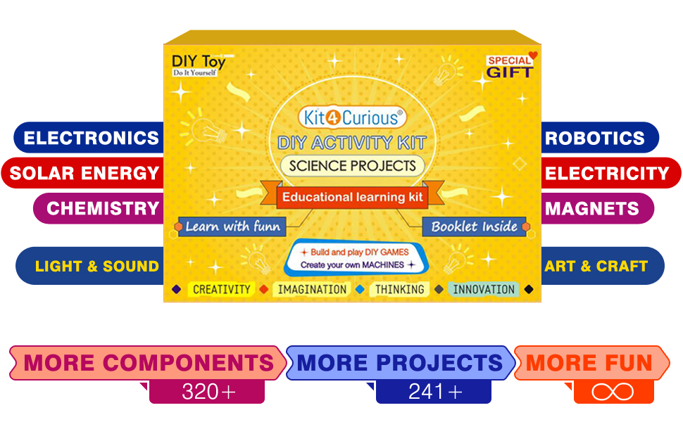 electronics solar learning kit