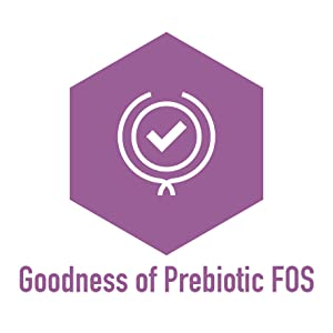 Goodness of Prebiotic FOS