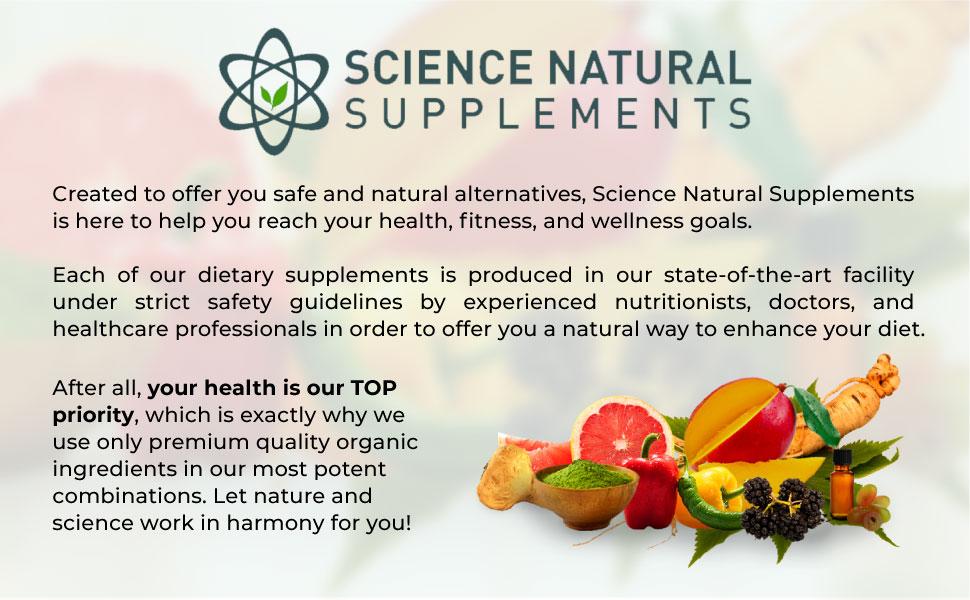 science natural bioharmony advanced