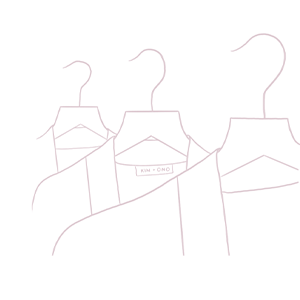 KIM+ONO Women's Crepe Kimono Robes Quality Promise Luxury Craftmanship