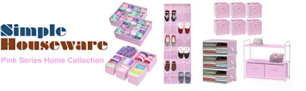 Pink Series Home Collection