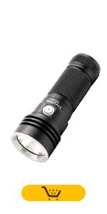 3800 high lumens super bright outdoor flashlight
