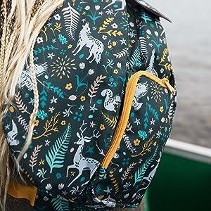 KAVU Rope Sling Bag Cellphone Pocket