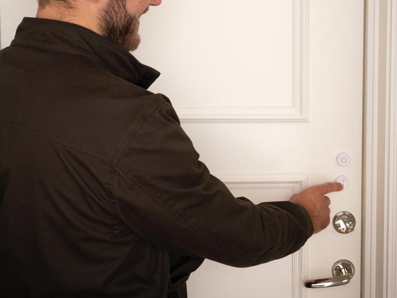 Main door switch