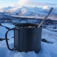 COOK'N'ESCAPE Titanium Cup Camping Mug