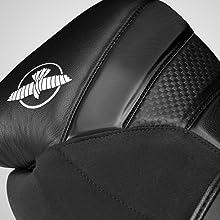 Black T3 Boxing Glove