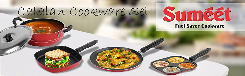 SUMEET CATALAN COOKWARE SET
