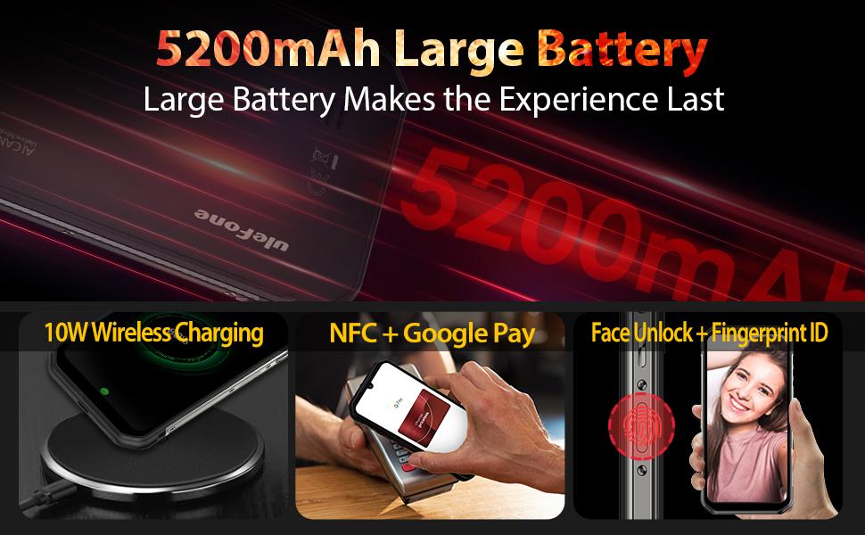 ulefone armor 11 5g rugged smartphone unlocked