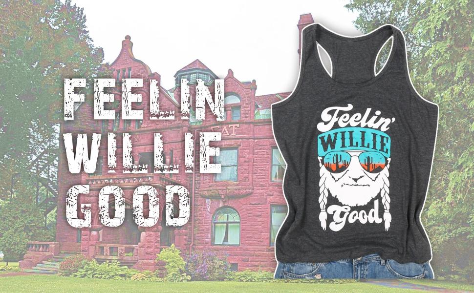 feelin willie good