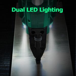 Dual LED Lighting