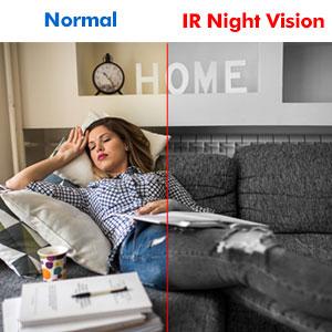 video camera with IR night version