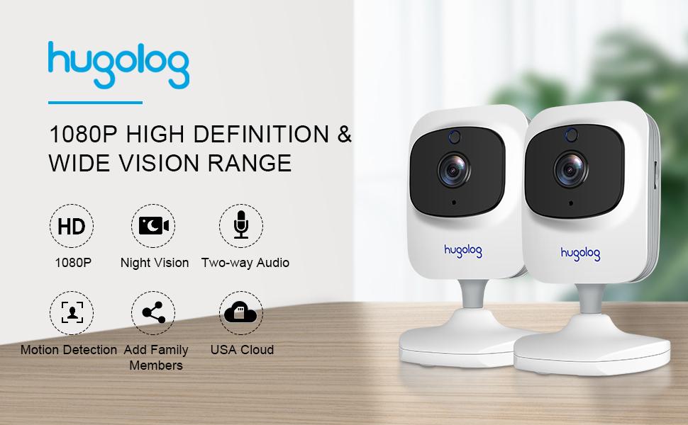 Hugolog Security Cameras
