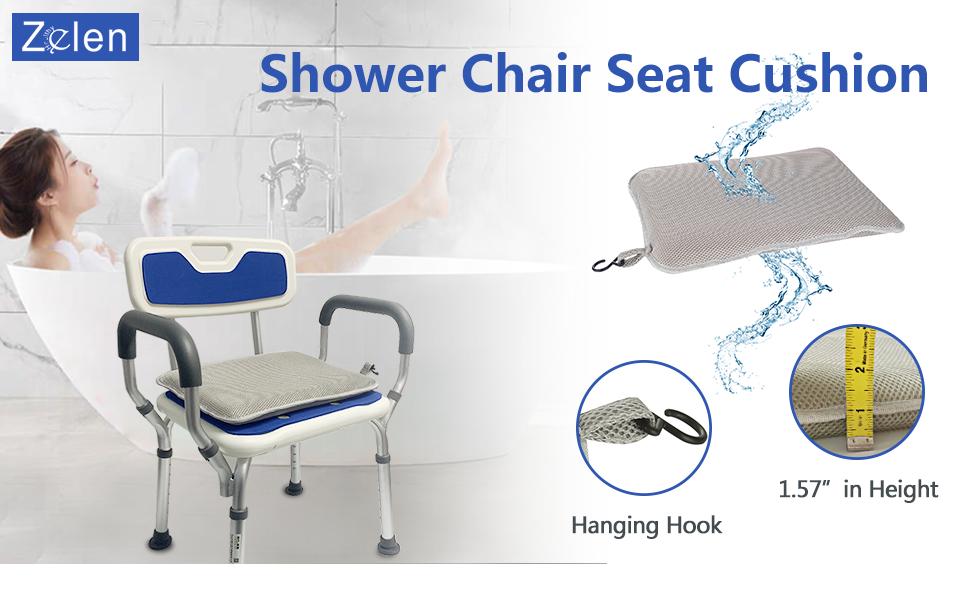 Shower Seat Cushion 1