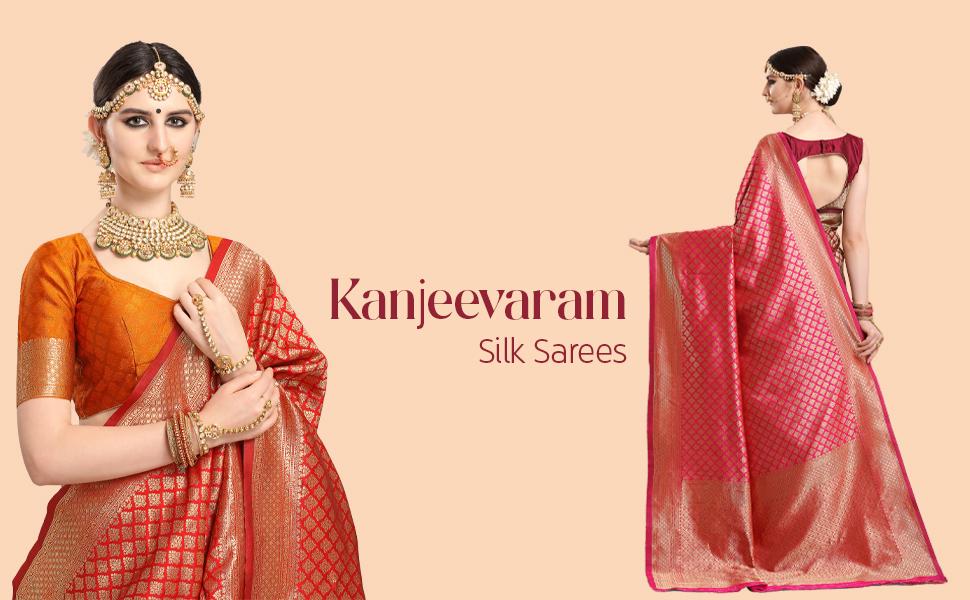 Kanjeevaram Silk Saree