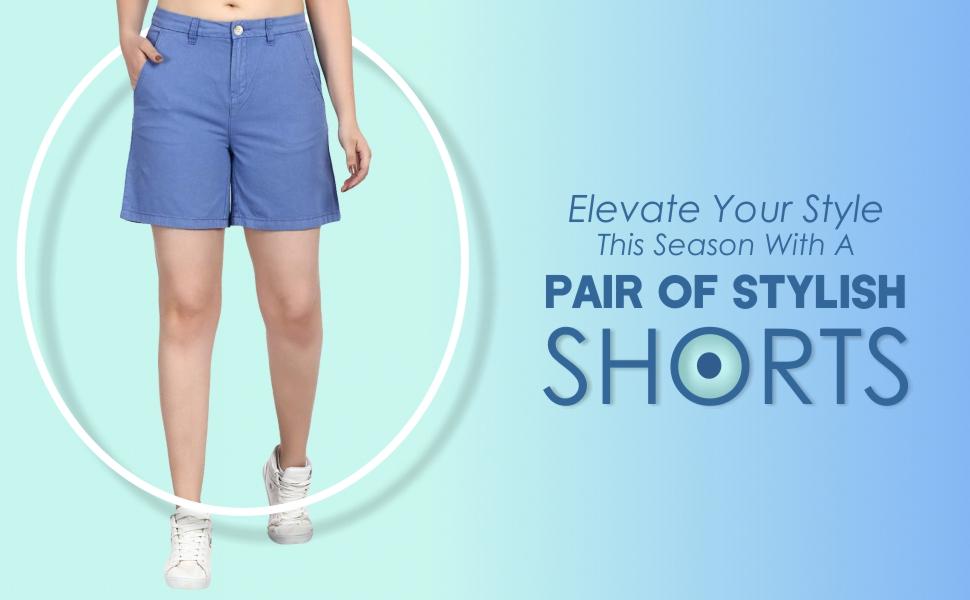 KOTTY Women's Shorts