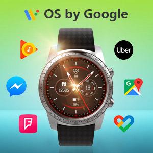 Smartwatch os by google