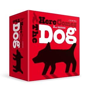 イヌがきた ボックスイメージ