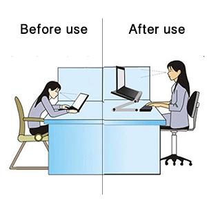 Ergonimic Design Laptop Desk