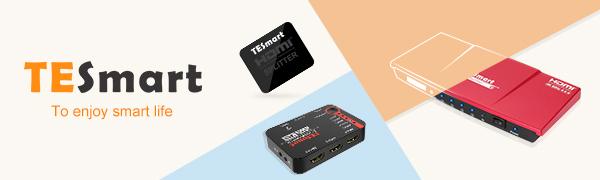 TESmart HDMI switch