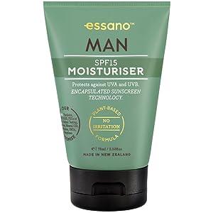 essano man spf moisturizer