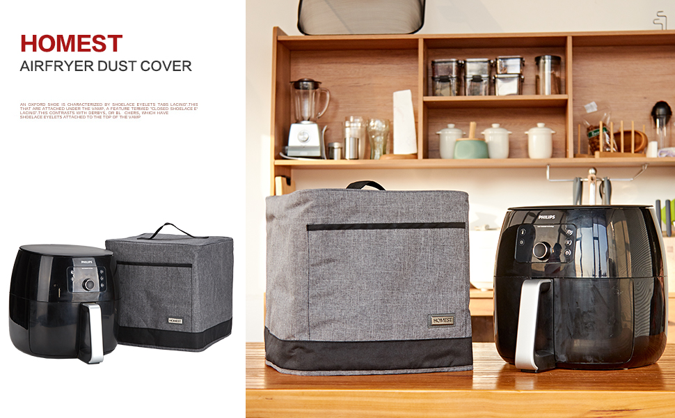 air fryer dust cover