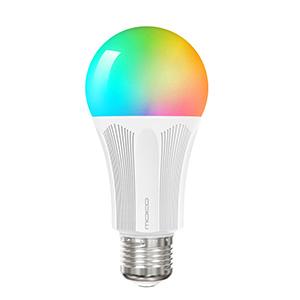 Temporizador L/ámpara LED Bombilla Regulable RGB+Luz Blanco C/álido+Fr/ío Funciona con Alexa Echo SmartThings Google Home para Control de Fon/ética GU10 5W MoKo WiFi LED Bombilla Inteligente App