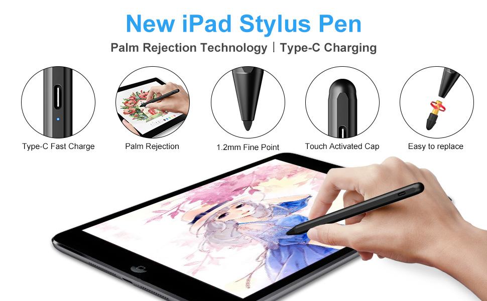 ipad 7th generation pen