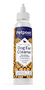 dog ear cleaner for dogs with ear infection or mites