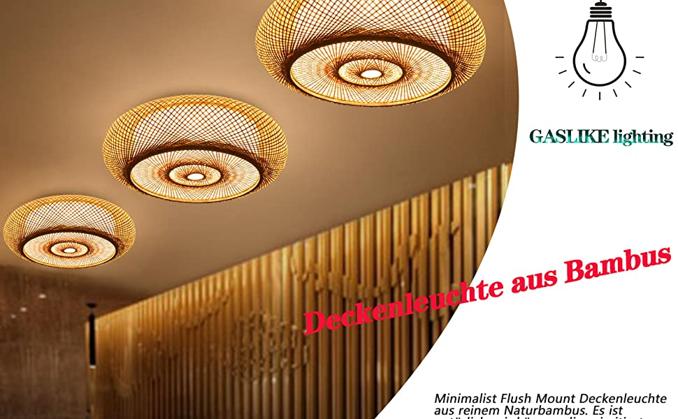 GASLIKE Nicht nur eine dauerhafte und sichere Pendelleuchte, aber Oder eine schönes Licht Dekoration