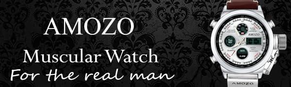 Amozo Watch