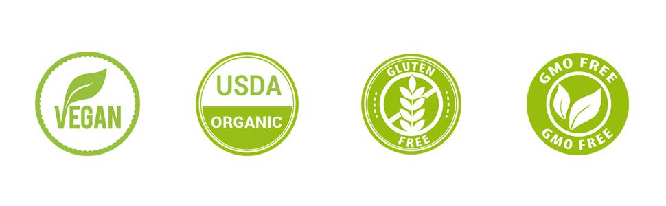 Certified Organic Neem Leaf Powder