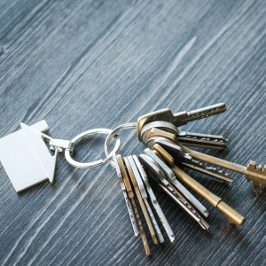 鍵を持ち歩かない生活