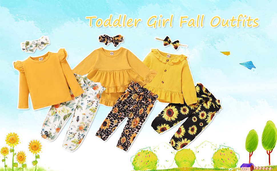 Baby Girl Fall Outfits