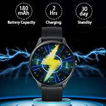 Fast charging, battery life