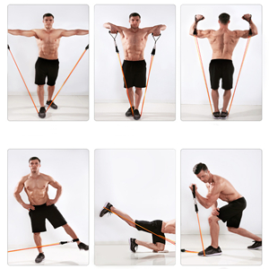 muscular training
