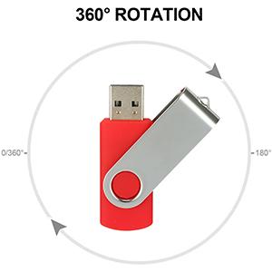 swivel thumb drive