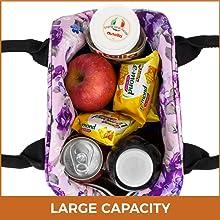adult lunch bag for children kids office work school