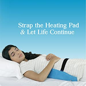 heating pad with belt