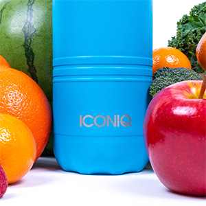 Iconiq Q25 Insulated Stainless Steel Bottles No Sweat Design