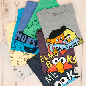 Out of Print Sesame Street Collection