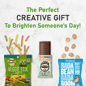 vegan gluten free gift