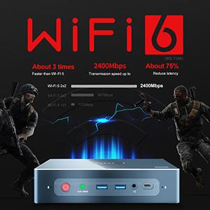 mini pc wifi6